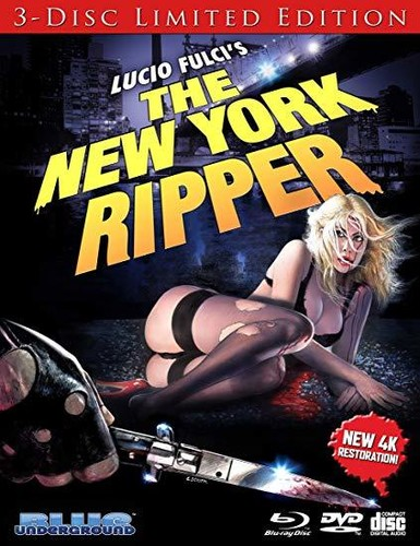 The New York Ripper (3-Disc Limited Edition)