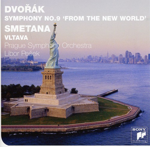 Libor Pesek ,Prague Symphony Orchestra - Dvorak: New World Symphony/Smetana: Ma Vlast [Import]