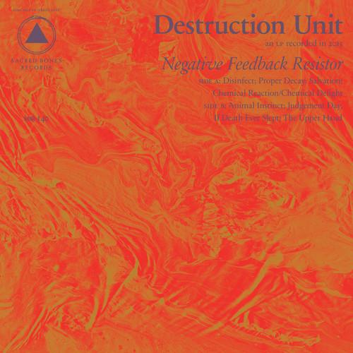 Negative Feedback Resistor