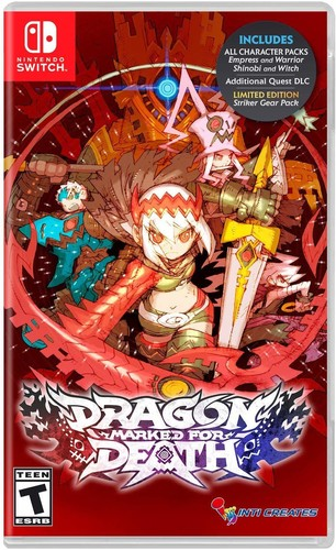 - Dragon Marked For Death