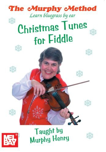Christmas Tunes for Fiddle-Learn Bluegrass by Ear