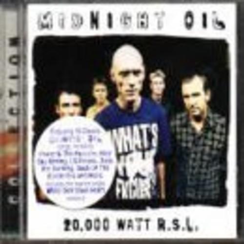 20,000 Watt RSL: Midnight Oil Collection [Import]