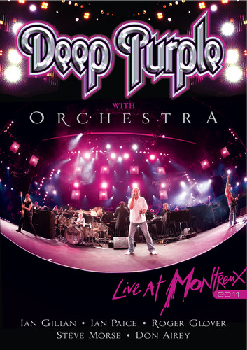 Deep Purple - Deep Purple With Orchestra: Live in Montreux 2011