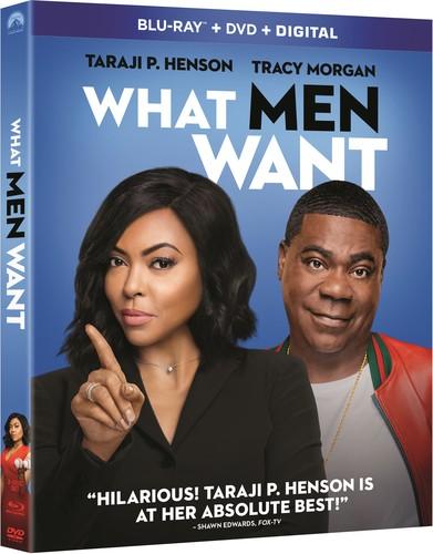 What Men Want [Movie] - What Men Want