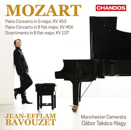 Jean-Efflam Bavouzet - Mozart: Piano Concertos