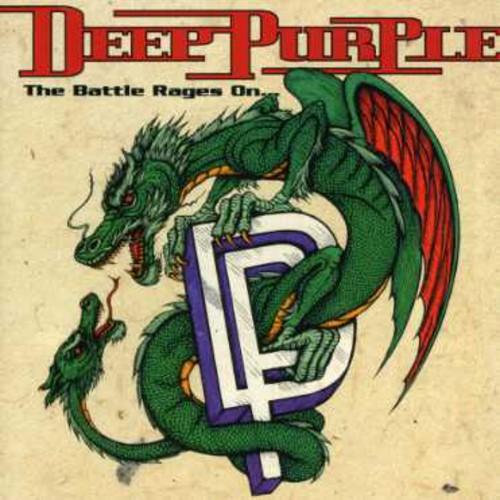 Deep Purple - Battle Rages On [Import]