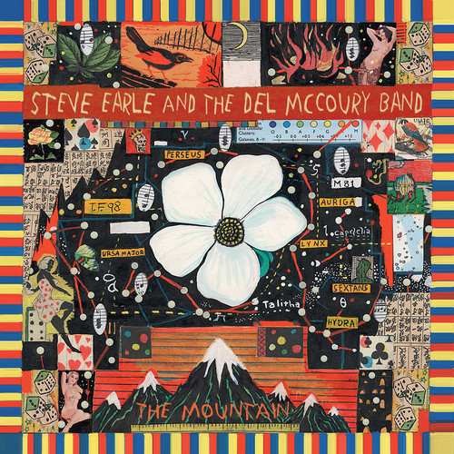 Steve Earle - The Mountain [LP]