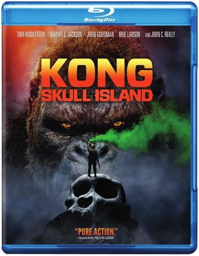 Kong: Skull Island [Blu-ray/DVD]
