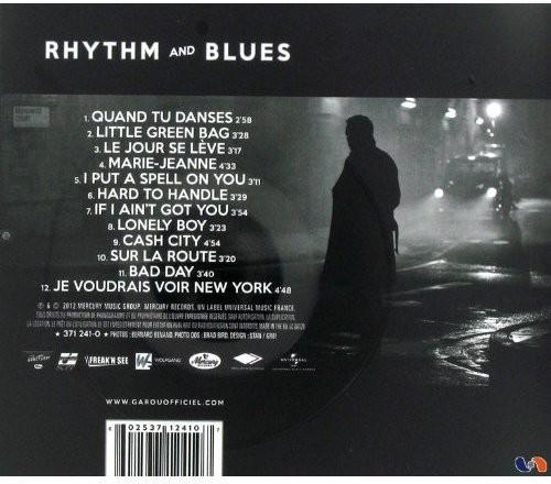 Garou - Rhythm & Blues (Can)