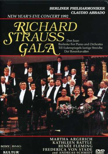 R. STRAUSS - New Years Eve Concert