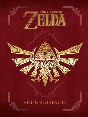 - The Legend of Zelda: Art & Artifacts