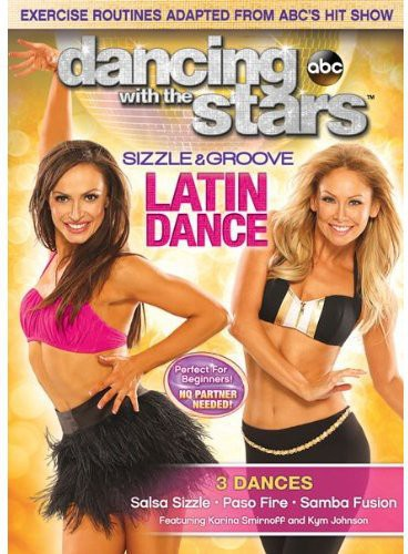 Dancing With Stars: Sizzle and Groove Latin Dance