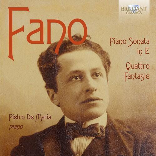 Piano Sonata In E Minor & Quattro Fantasie