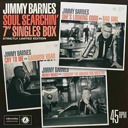 Soul Searchin: 7-inch Singles Box [Import]