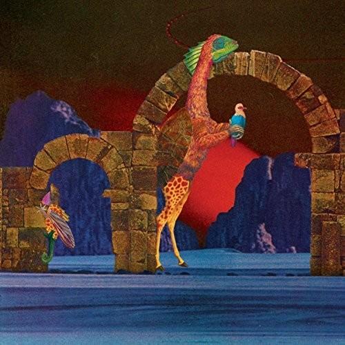 Cordovas - That Santa Fe Channel [Translucent Orange LP]