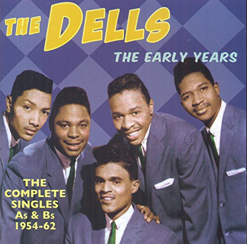 Early Years: Complete Singles As & BS 1954-62