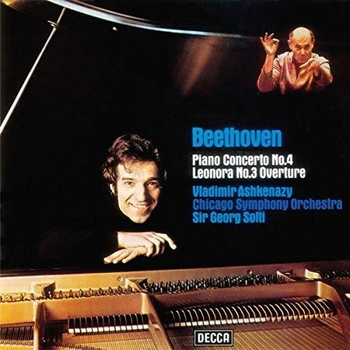 Piano Concerto No 4 in G /  Overture Leonore No 3