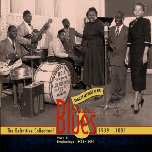 Electric Blues - Vol. 1-Electric Blues 1939-54 (English) [Import]