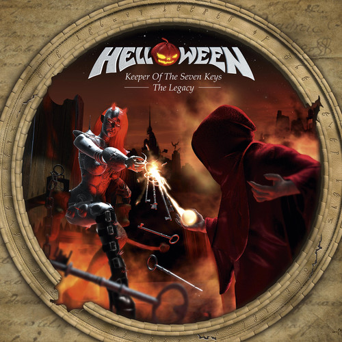 Helloween - Keeper Of The Seven Keys: The Legacy [Import Clear 2LP]