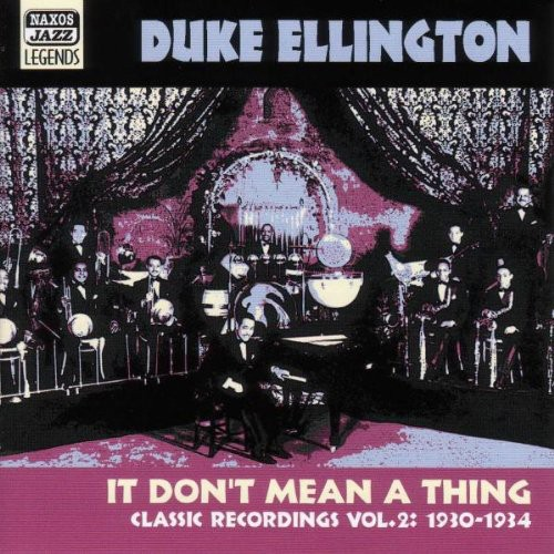 Vol. 2-It Don't Mean a Thing [Import]