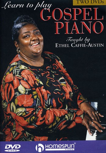 Learn to Play Gospel Piano: Volume 1 and 2