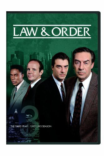 Law and Order: The Third Year