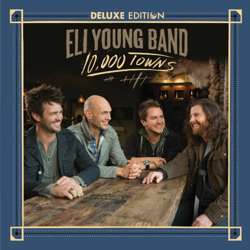 Eli Young Band - 10 0000 Towns [Import]