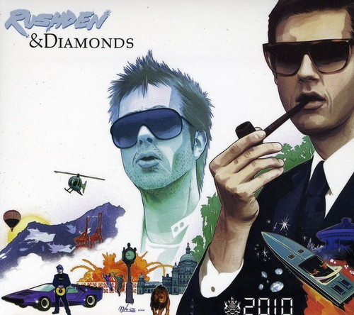Rushden & Diamonds - 2010 (Digi) [Import]