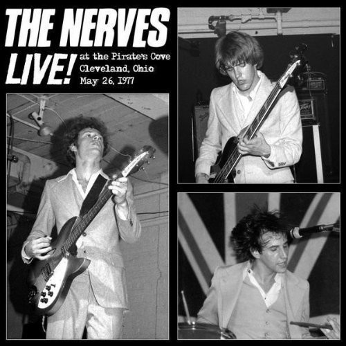 Live at the Pirate's Cove