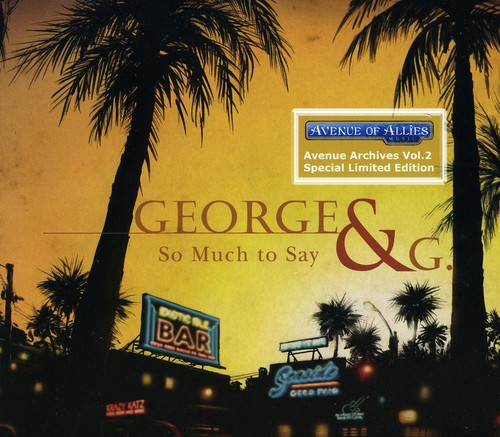 So Much to Say [Import]