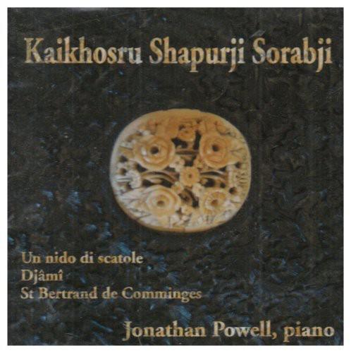 Powell Plays Sorabji