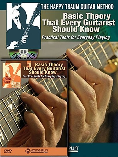 Happy Traum Guitar Method Basic Theory That Every Guitarist Should Kno