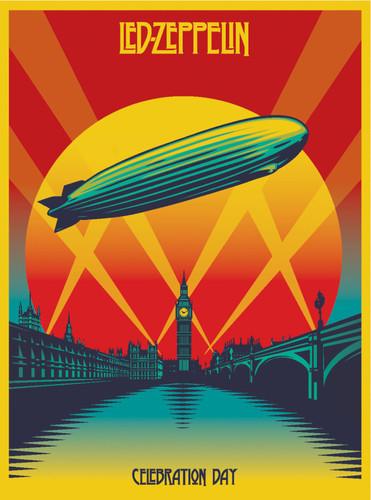 Led Zeppelin - Celebration Day [2 CD, 1 Blu-Ray, Blu-Ray Sized Digipak]