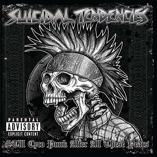 Suicidal Tendencies - Still Cyco Punk After All These Years [Import Blue LP]
