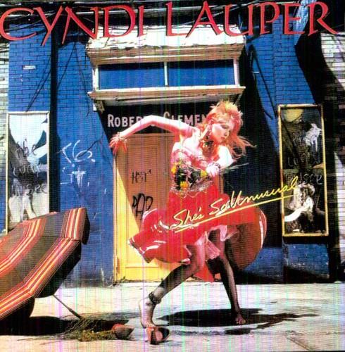 Cyndi Lauper - She's So Unusual [Import]