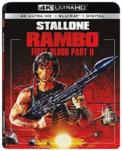 Rambo: First Blood Part II [4K Ultra HD Blu-ray/Blu-ray]