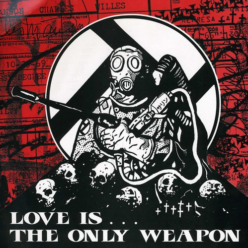 Love Is the Only Weapon