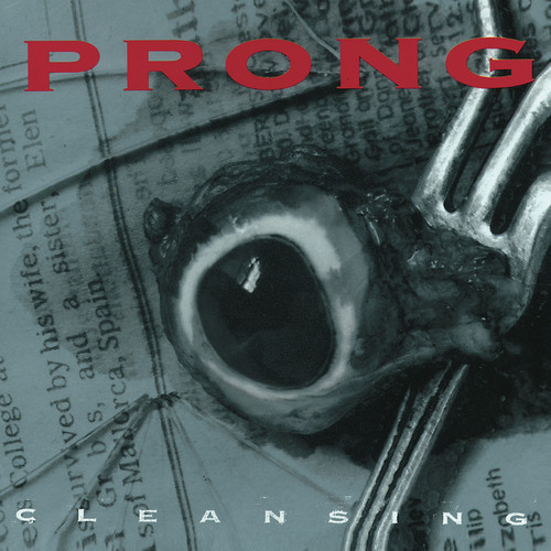 Prong - Cleansing [Translucent Red LP]