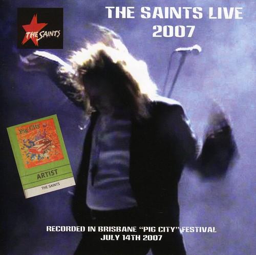 The Saints - Live At Pig City Brisbane 2007 [Import]
