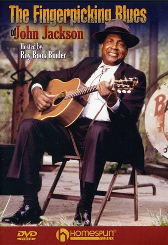 The Fingerpicking Blues of John Jackson