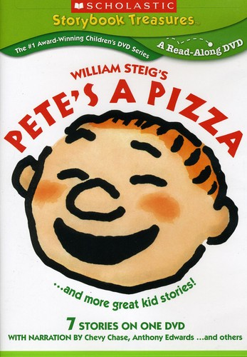 Pete's a Pizza a More Great Kid Stories!