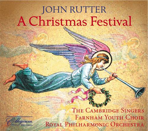 JOHN RUTTER - Christmas Festival