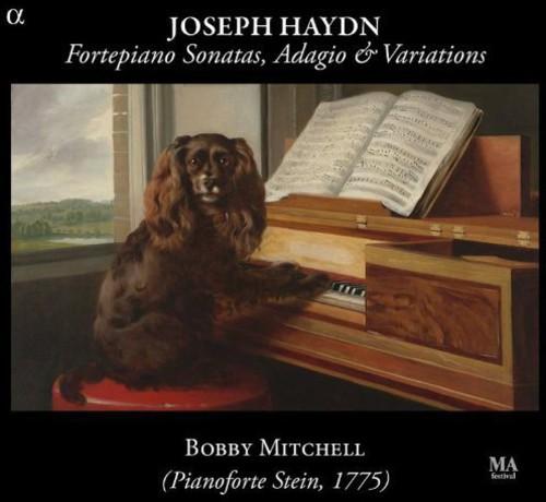 Fortepiano Sons Adagio & Variations