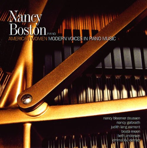 American Women: Modern Voices in Piano Music