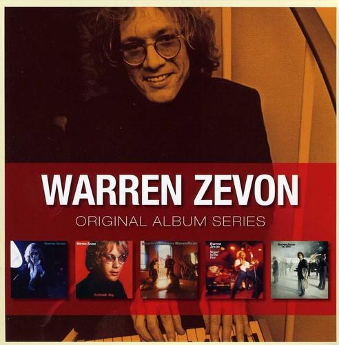 Warren Zevon - Original Album Series