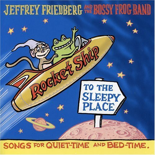 Rocket Ship to the Sleepy Place