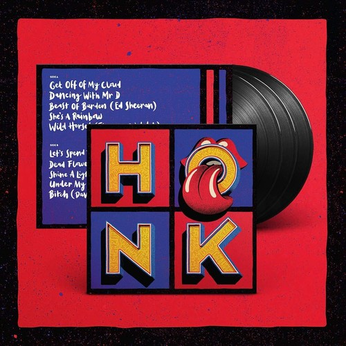 The Rolling Stones - Honk [Import LP]