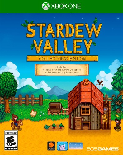 - Stardew Valley - Collectors Edition for Xbox One