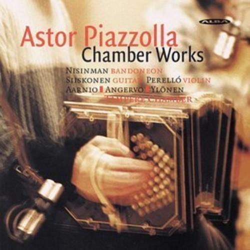 Marcelo Nisinman - Chamber Works