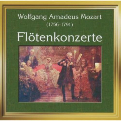 Flute Ctos No 1 in G Major /  Sym No 21